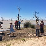 Visiting Menindee Lakes